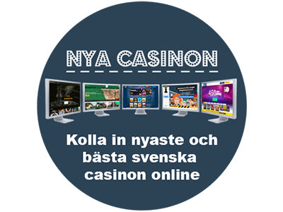 Nya casinon 2020