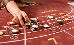 Baccarat Nya Casinon