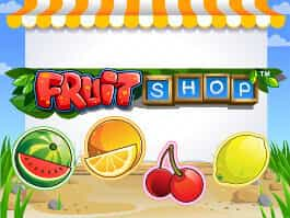 Fruit Shop Nya Casinon