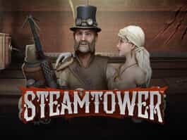 Steam Tower Nya Casinon