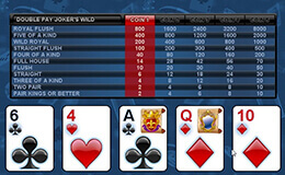 Videopoker Nya Casinon