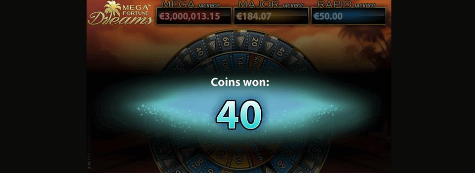 Mega Fortune Dreams spelautomat
