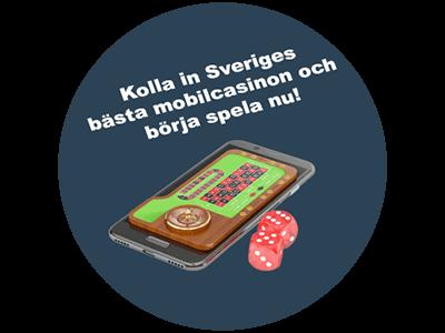 Bästa mobil casino 2018