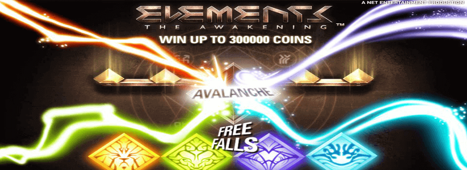 Elements spelautomat