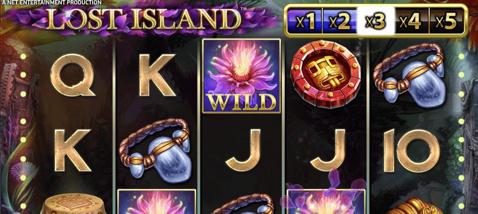 Lost Island gratis