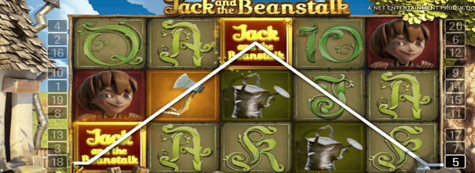 Jack and the beanstalk gratis