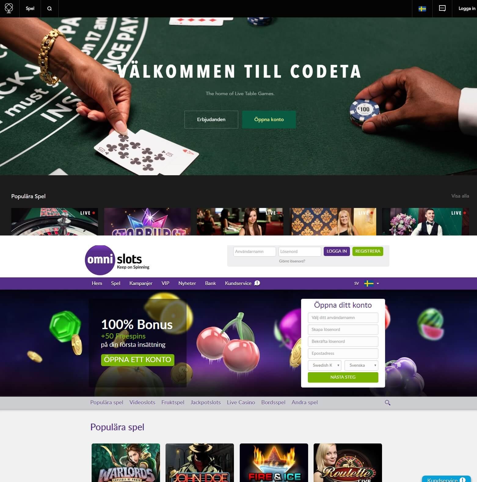 Nya bästa casinon 2016