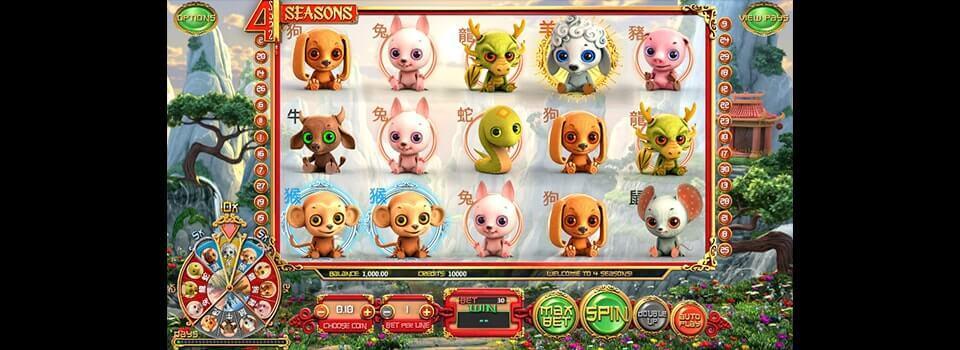 Betsoft casinospel