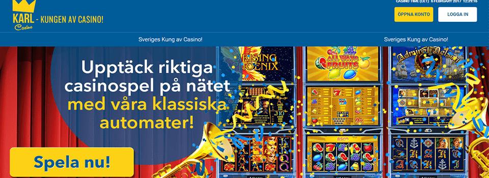 KarlCasino casino bonus