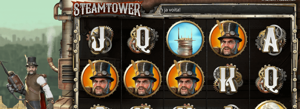 Steamtower gratis