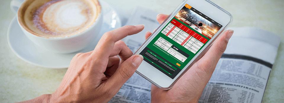 Hasardspel på nätet