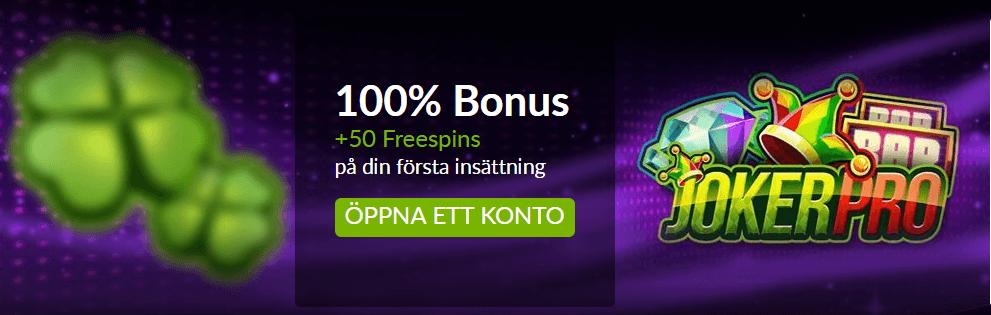 casinobonus Omnislots