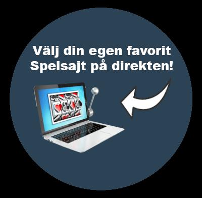 Spelsajter på svenska
