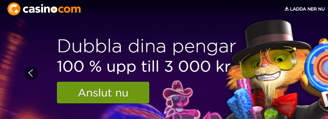Påskbonus Casinocom