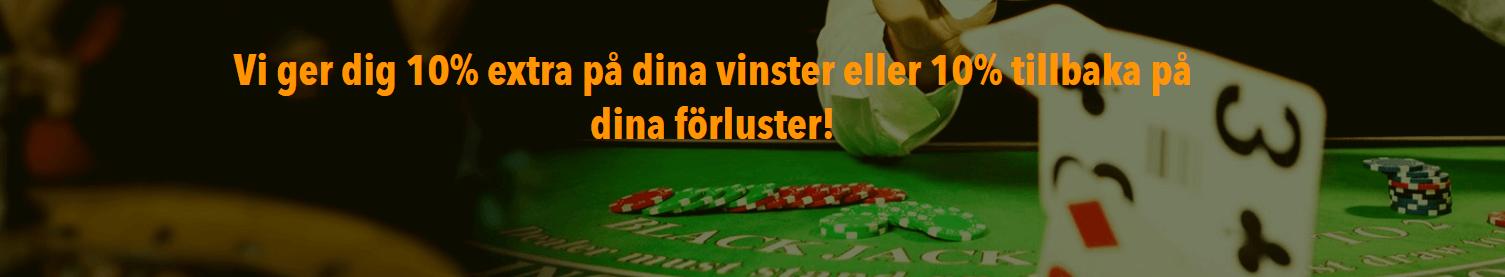 Hitta rätt casino bonus