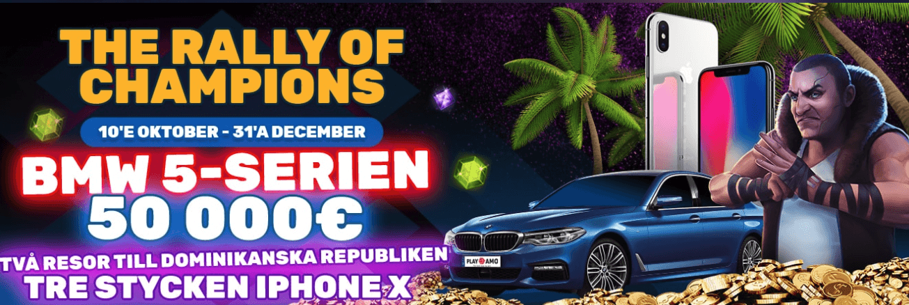 Playamo BMW kampanj