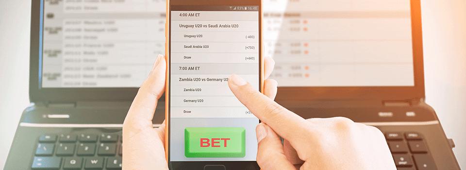 Betting sidor