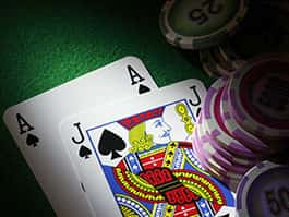 Blackjack bild
