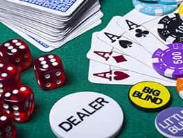 Hasardspel bild