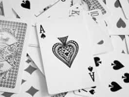 Kortspel bild