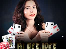 Live blackjack bild