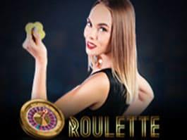 Live roulette bild