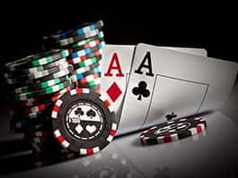 Poker bild