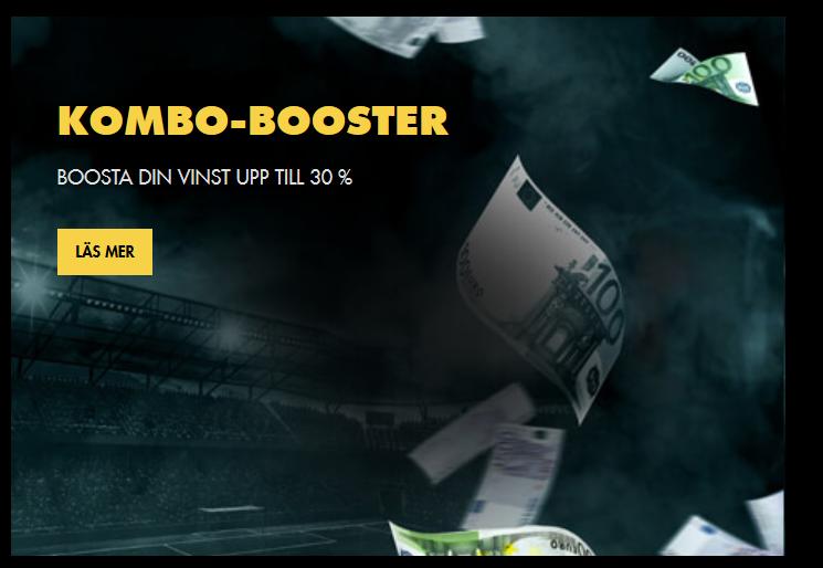 Bethard Kombo-Booster 30%