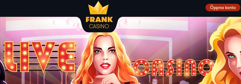 FrankCasino Jackpot Week 10 000 €