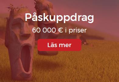 Lucky31 Påskuppdrag 60 000 € i priser
