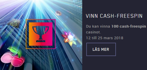 MariaCasino 100 cash-freespin