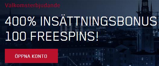 MariaCasino 100 cash-freespin