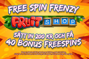 Fikacasino Free Spin Frenzy