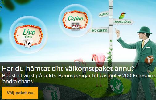 MrGreen Vinn 10 000 kr jackpott på fotboll och Blackjack