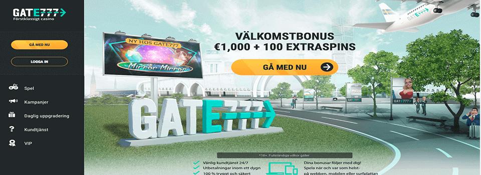 Gate 777 Casino