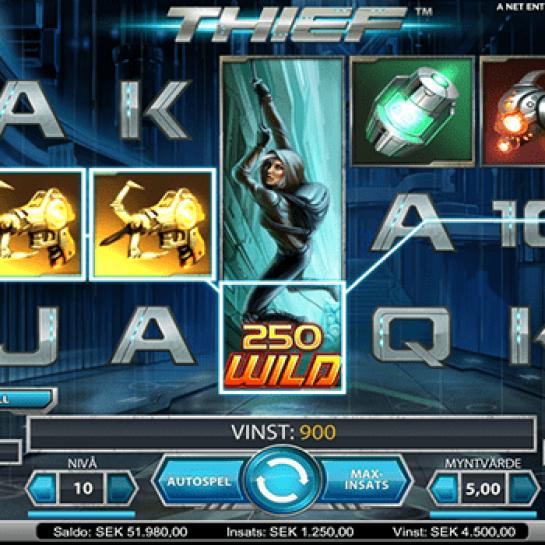 Thief slot