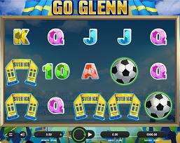 Nätcasino Unibet - Prova nya casinospelet Go Glenn med freespins och bonuswilds!