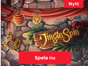 20 free spins varje dag på Royal Panda - Jingle Spin