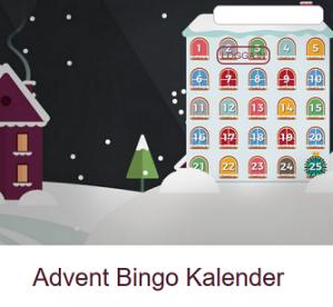 Nätcasino OnlineBingo - Advent Bingo Kalender - Vinn 10 € varje dag!