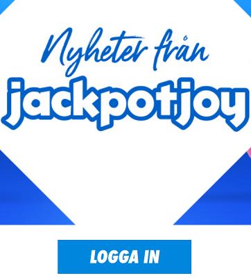 Gå med Jackpotjoy idag och tävla om 25 000 kr!
