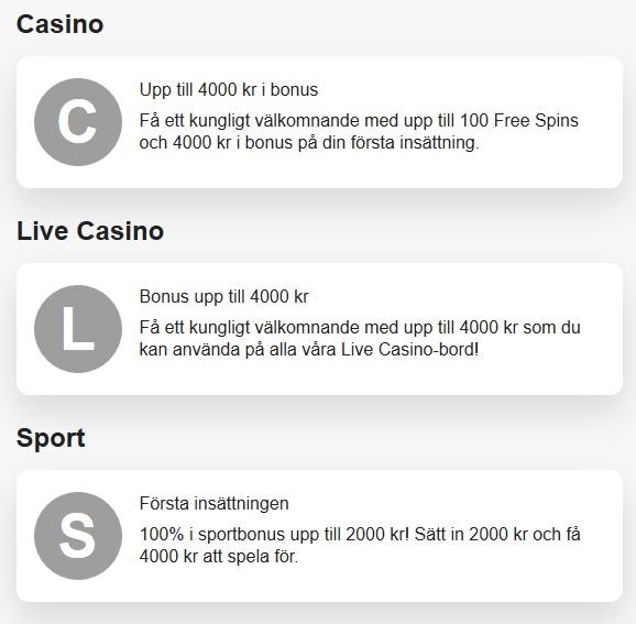 Registrera dig på leoVegas för ditt 25 kr gratisspel live!
