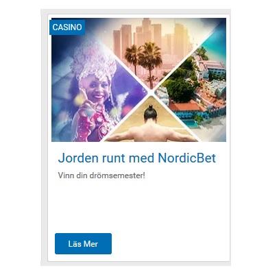Vinn drömresa till Asien på NordicBet!