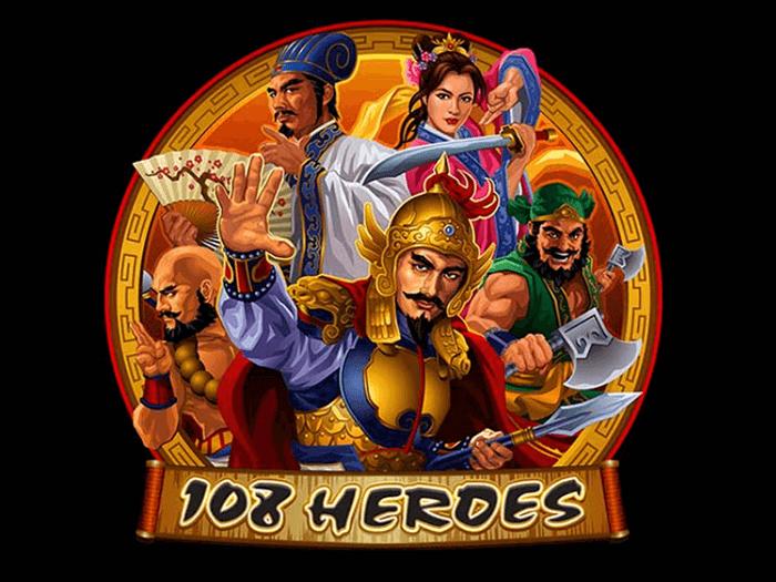 108 Heroes iframe