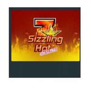 Börja spela Sizzling Hot Deluxe nu på Bingo.com!