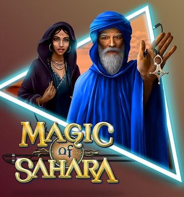 Spela Magic of Sahara på CherryCasino!