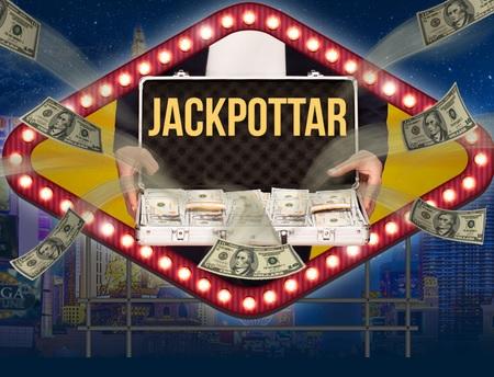 37 jackpottar finns nu på Dream Vegas!