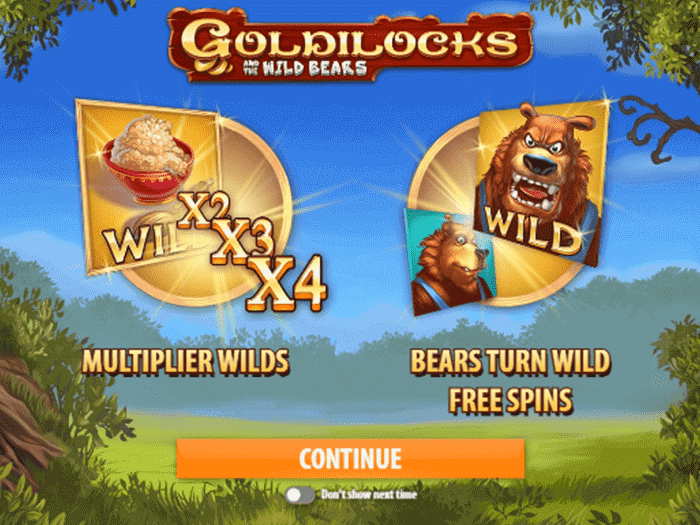 Goldilocks and the Wild Bears iframe