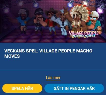 Här är veckans spel på Svea Casino!