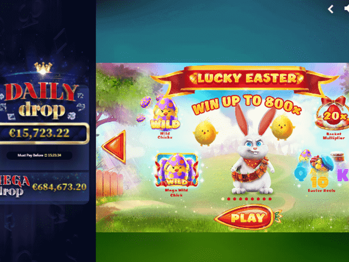 Lucky Easter iframe