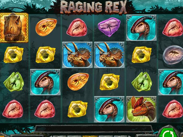 Raging Rex iframe
